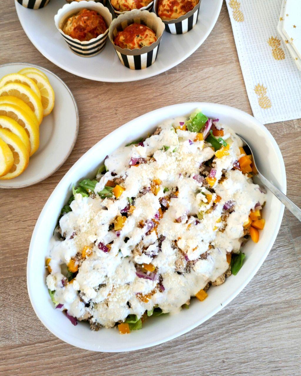 3 blyskawiczne salatki na grilla