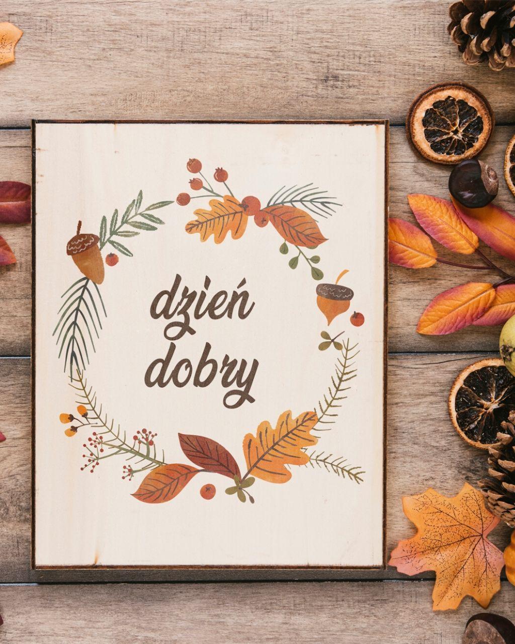 4 pomysły na jesienne dekoracje DIY