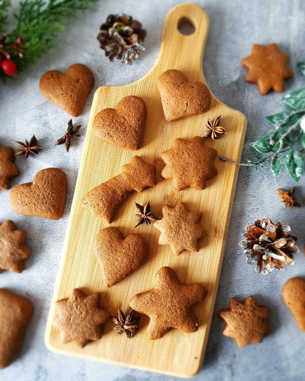 Pierniczki - przepis na świąteczne pierniki