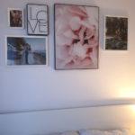 Obrazy nad łóżkiem w sypialni – moja metamorfoza!